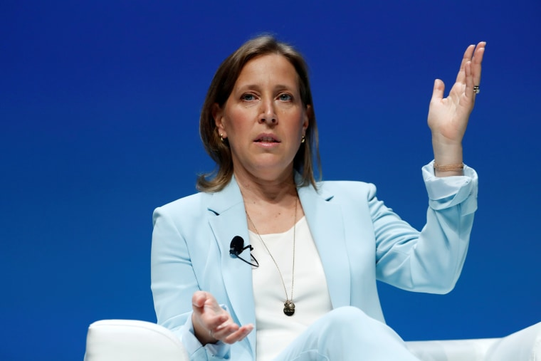Image: YouTube CEO Susan Wojcicki