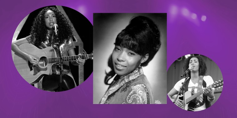 Country music singers, from left, Tiera, Linda Martell and Rissi Palmer.