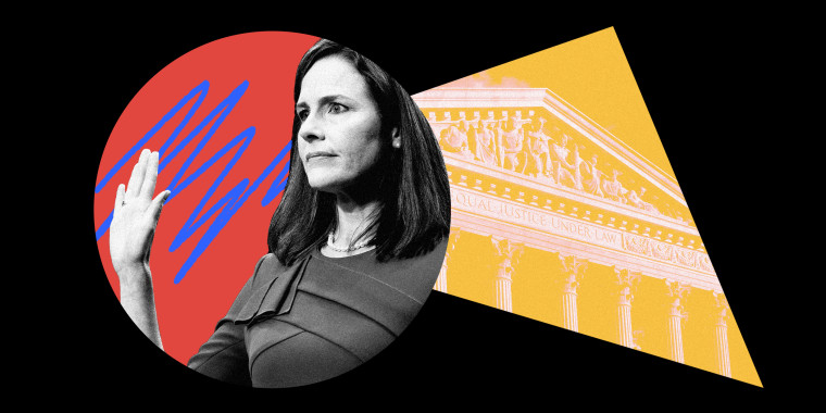 A Supreme Court Justice Amy Coney Barrett Would Erase The Constitution S History