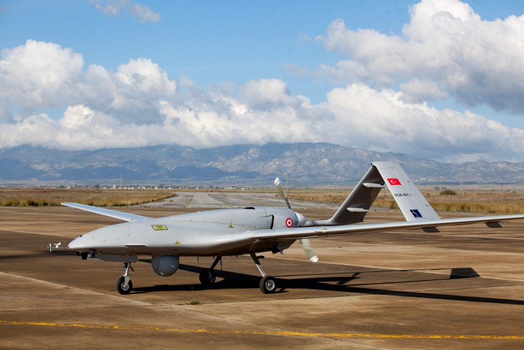IMAGE: Bayraktar TB2 drone