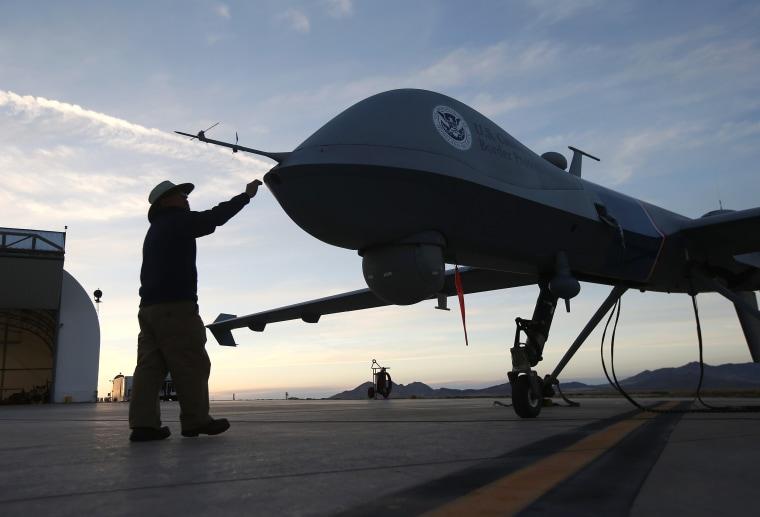 Image: Predator Drone