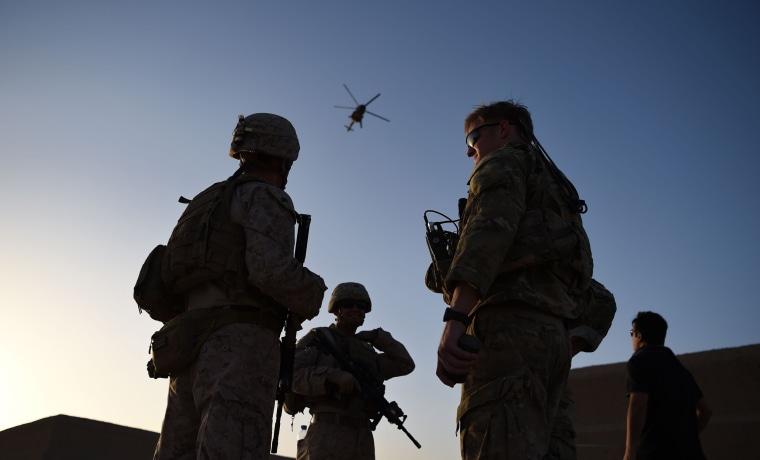 Image: US Troops Afghanistan