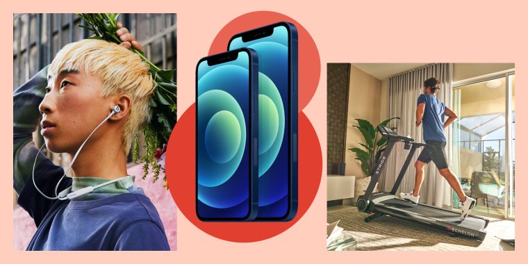 Shop new and noteworthy products including the Beats Flex earphones, Apple iPhone 12, Echelon Stride Treadmill and more.