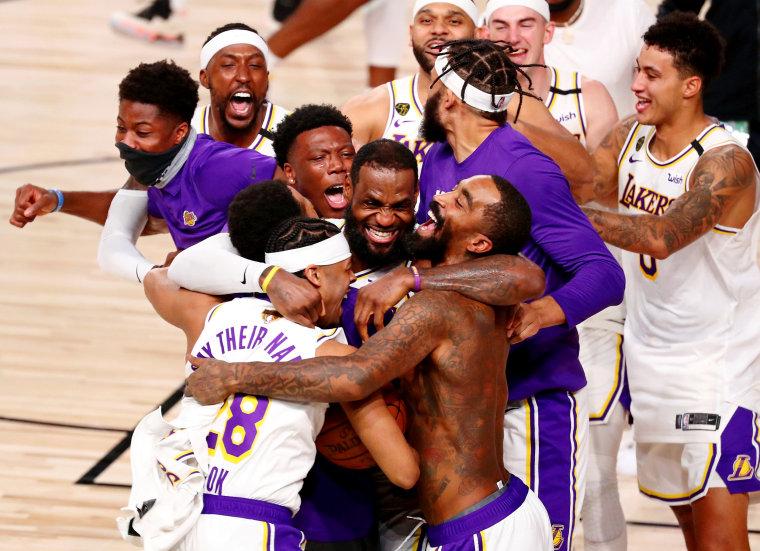Image: NBA: Finals-Los Angeles Lakers at Miami Heat
