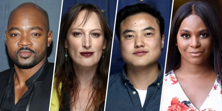Brian Michael Smith, Jen Richards, Leo Sheng, Alexandra Grey.