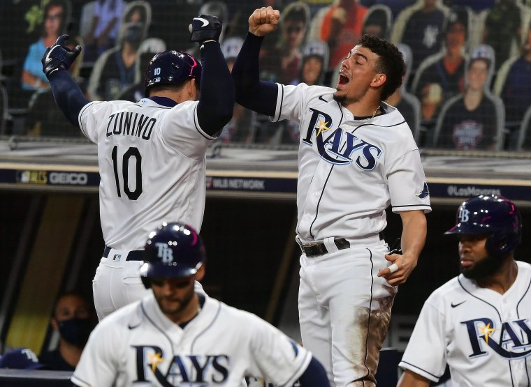 Image: MLB: ALCS-Houston Astros at Tampa Bay Rays