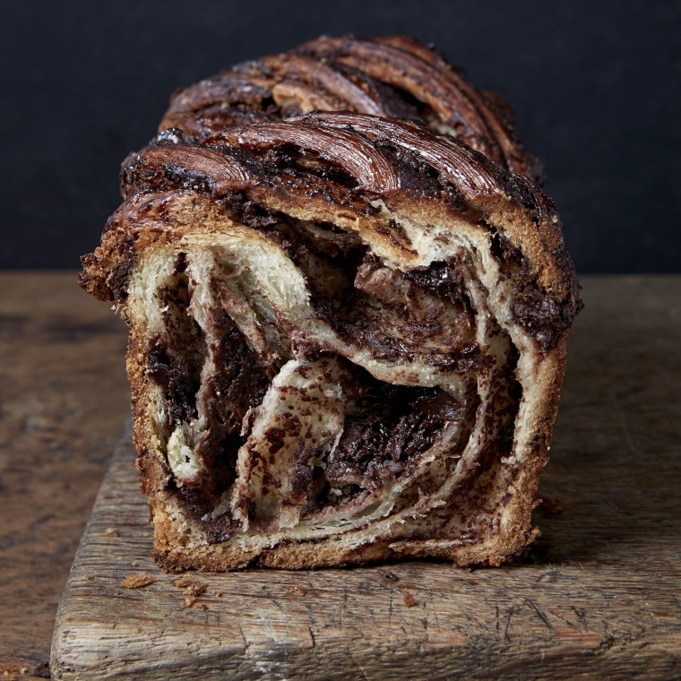 Babka is a sweet braided loaf that often has a chocolate, cinnamon or fruit filling, with roots in Jewish Eastern European communities, but also uniquely popular in modern-day New York City.