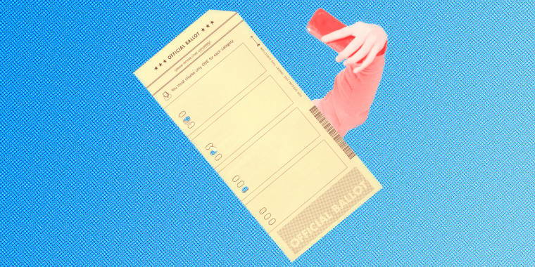 Before you snap a ballot selfie, you should check what the exact laws are in your state.