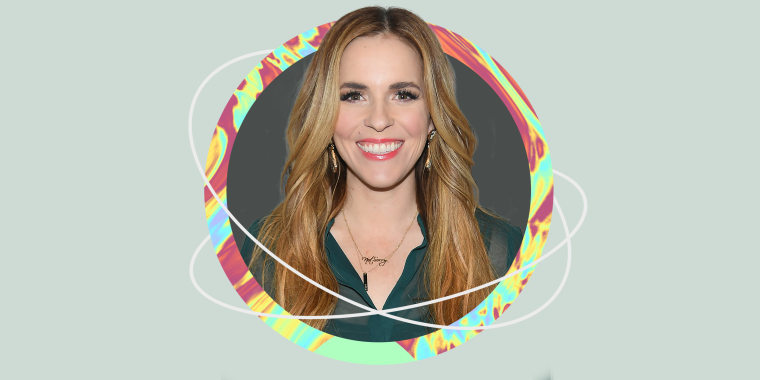 You may already be among 1.8 million people who follow Rachel Hollis on Instagram, where she shares motivational videos, stories and business tips. But her new app, called Rise, is meant to be a 24/7 reminder to keep the healthy habits you've committed to.