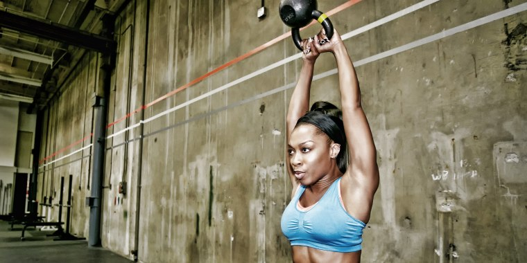 Studies have shown that kettlebell training can improve strength and endurance and help strengthen your back and core.