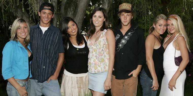 MTV Laguna Beach Cast Portraits