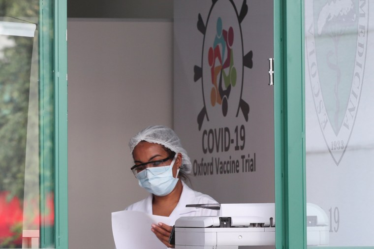 Image: FILE PHOTO: Outbreak of the coronavirus disease (COVID-19), in Sao Paulo