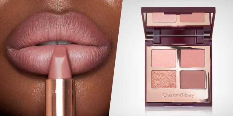 Shop the best Charlotte Tilbury products including Pillow Talk Lipstick, Pillow Talk Blush, Pillow Talk Mascara, Airbrush Flawless Foundation, Pillow Talk Eye Shadow, Pillow Talk Eyeliner and more from Sephora, Nordstrom, Violet Grey and Bloomingdales.