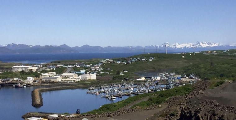 Image: Sand Point, Alaska