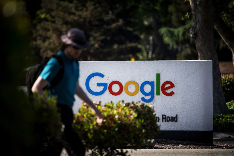 Image: Google Inc. Campus As Company Aims At Privacy Law