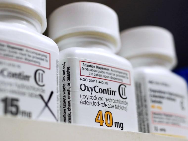 Image: OxyContin Purdue Pharma
