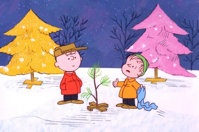 """Image: \""""A Charlie Brown Christmas\"""""""