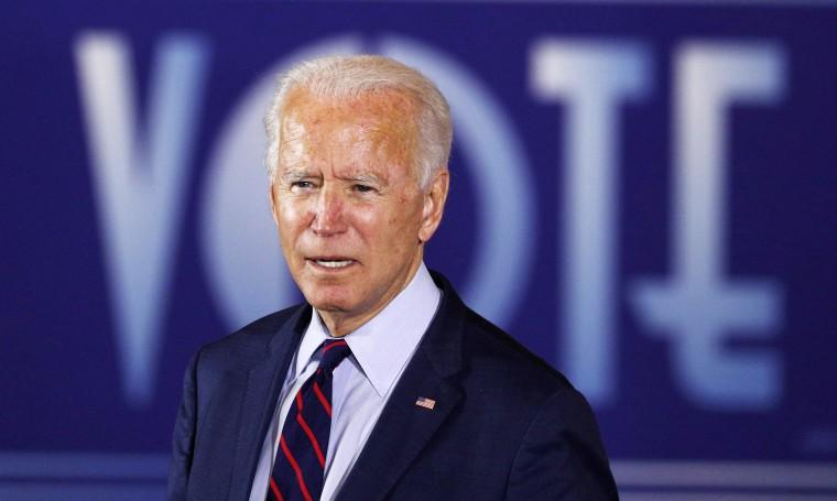Image: FILE PHOTO: Democratic presidential candidate Joe Biden attends a Voter Mobilization Event in Cincinnati