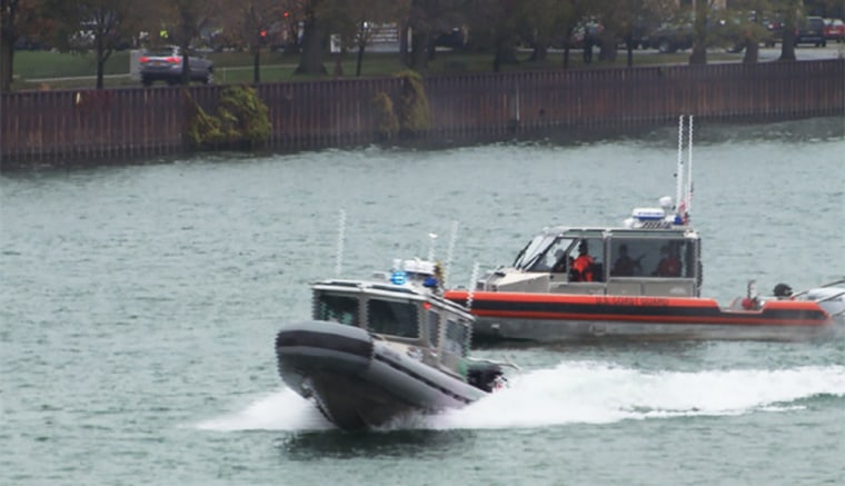 Buffalo Police say a water rescue call the foot of Ferry and Bird Island has now become a recovery mission. The Coast Guard and URRT were called to the scene.