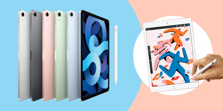 The new iPad Air gives you a thin and high-powered tablet that's stronger than the base model and more affordable than the iPad Pro.