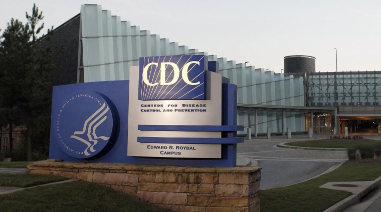 Image: Centers for Disease Control and Prevention headquarters in Atlanta