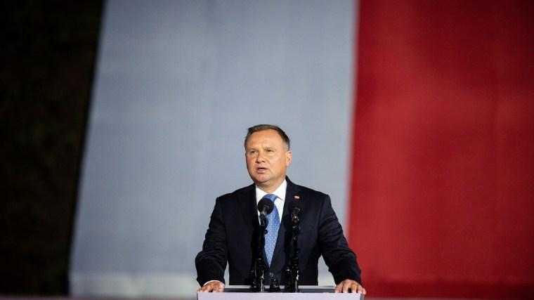 Image: Andrzej Duda