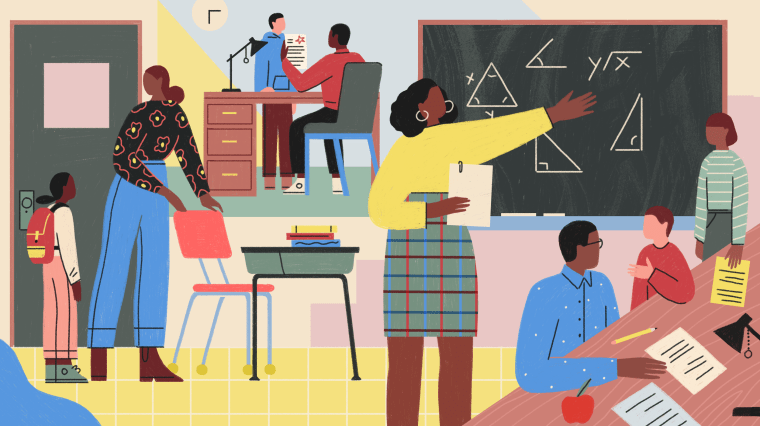 The Future of America According To The Teachers