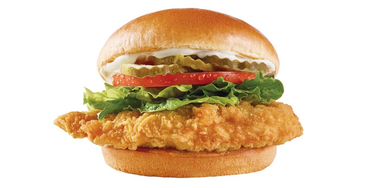 Wendy's Classic Chicken Sandwich can be yours — free of charge.