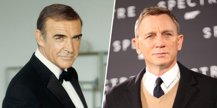 Sean Connery rose to superstardom after becoming the first-ever actor to play James Bond on film. Daniel Craig has continued his legacy since 2006.