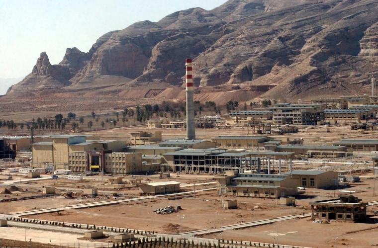 Image: Iran's Uranium Conversion Facility