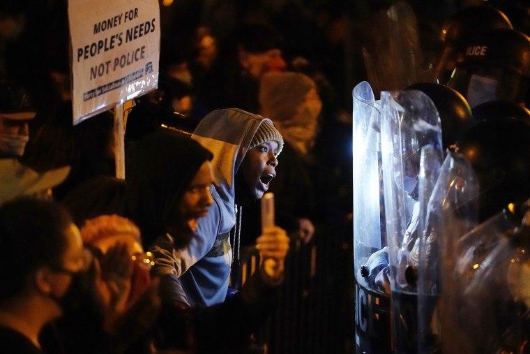 Image: Philadelphia protest