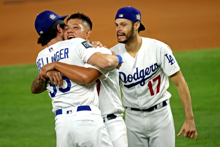 What To Watch In The Campaign S Final Stretch Dodgers Win World Series And Meet The Youngest Vaccine Volunteers