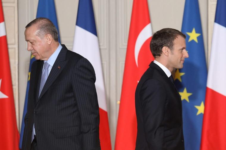 Image: FILES-TURKEY-FRANCE-RELIGION-POLITICS