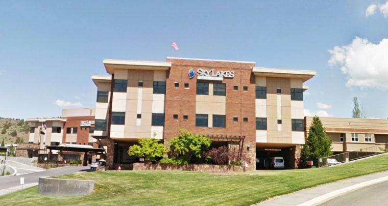 Sky Lakes Medical Center in Klamath Falls, Ore.