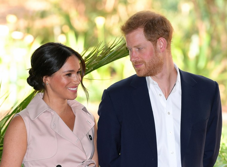 14++ Meghan Markle And Harry Now