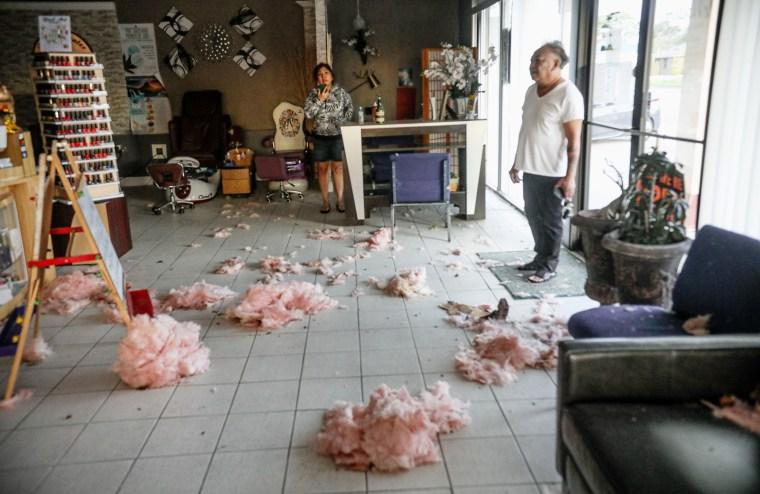 Zeta kills 6, knocks out power to millions across South
