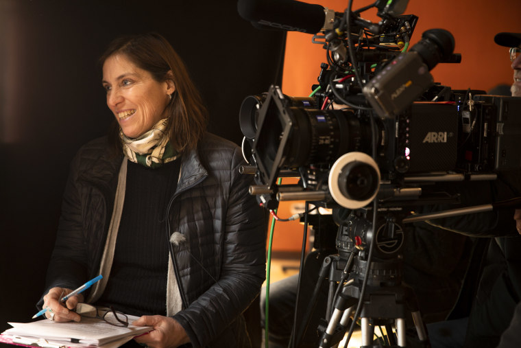 Filmmaker Mary Mazzio