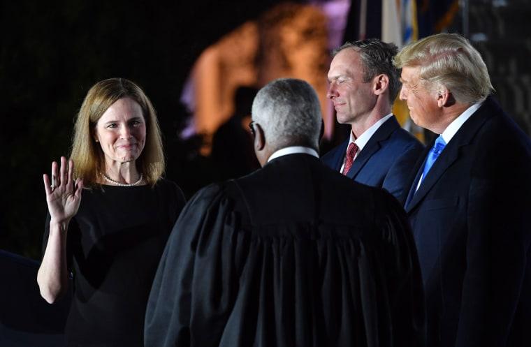 Image: US-POLITICS-COURT-VOTE-JUDGE