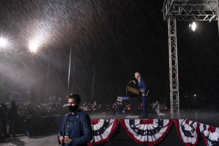Image: BESTPIX - Joe Biden Campaigns For President In Florida