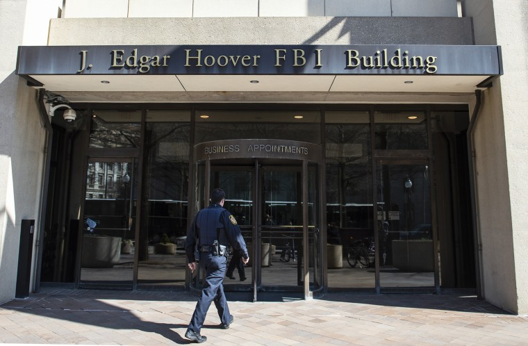 Image: FBI building, DC