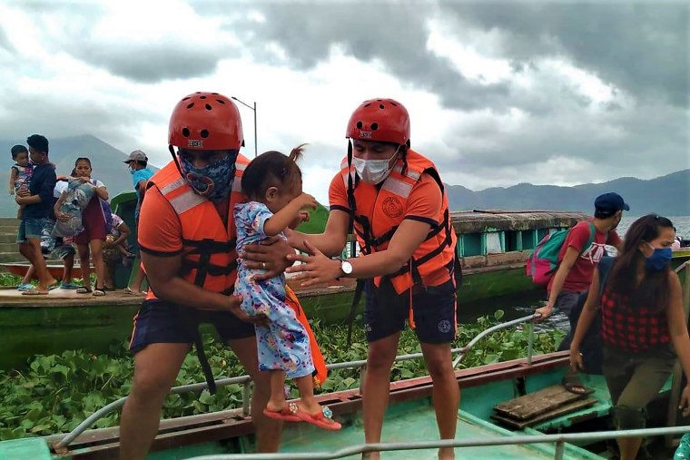 Typhoon Goni: Philippines orders evacuations as world's strongest storm of  2020 approaches