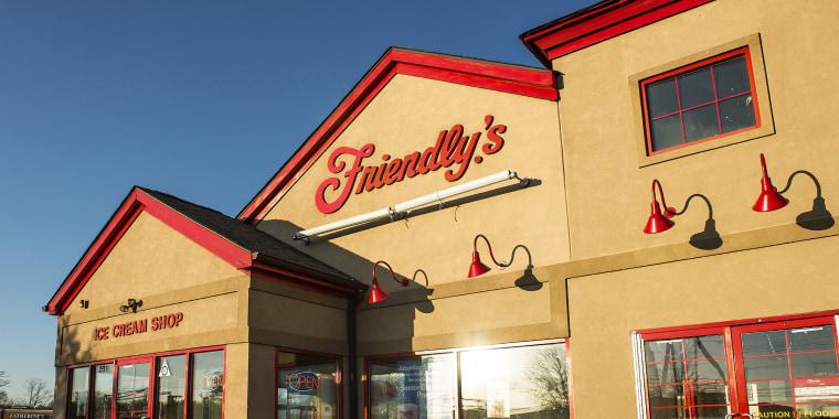 Image: Friendly's restaurant