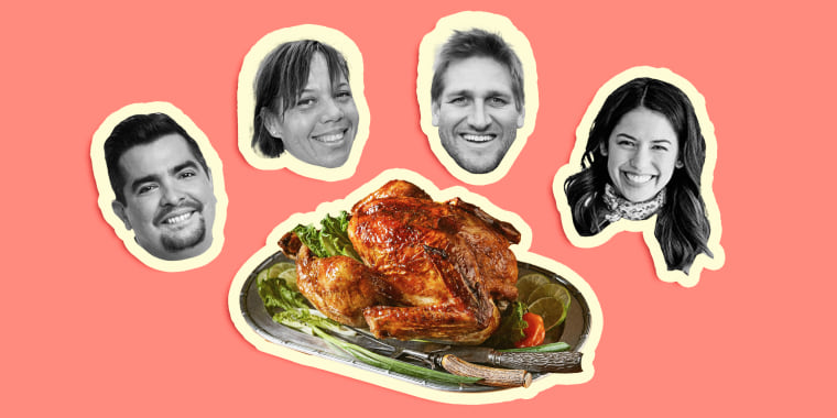 Need a little Thanksgiving inspiration? These chefs have got you covered.