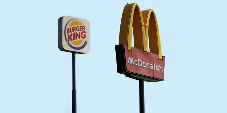 McDonald's Profit Trails Estimates As Sales Slump Persists
