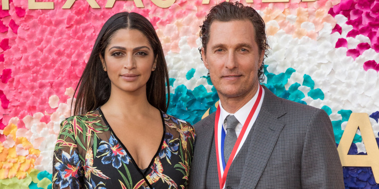 Image: 2019 Texas Medal of Arts - Arrivals