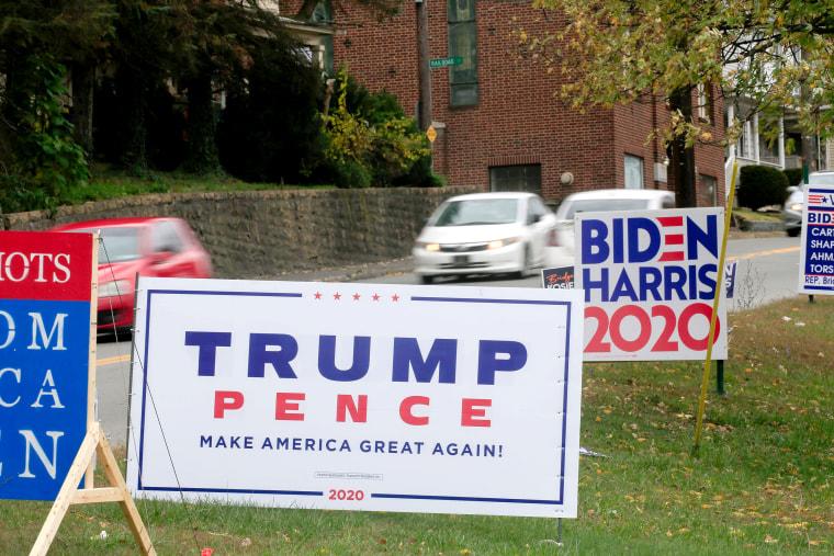 Image: US-VOTE-POLITICS