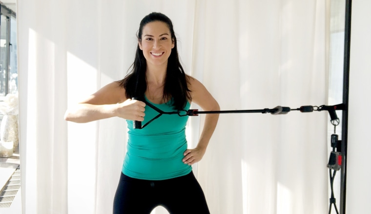 Fitness experts share the best suspension trainers for at-home gyms and TRX-like workouts.