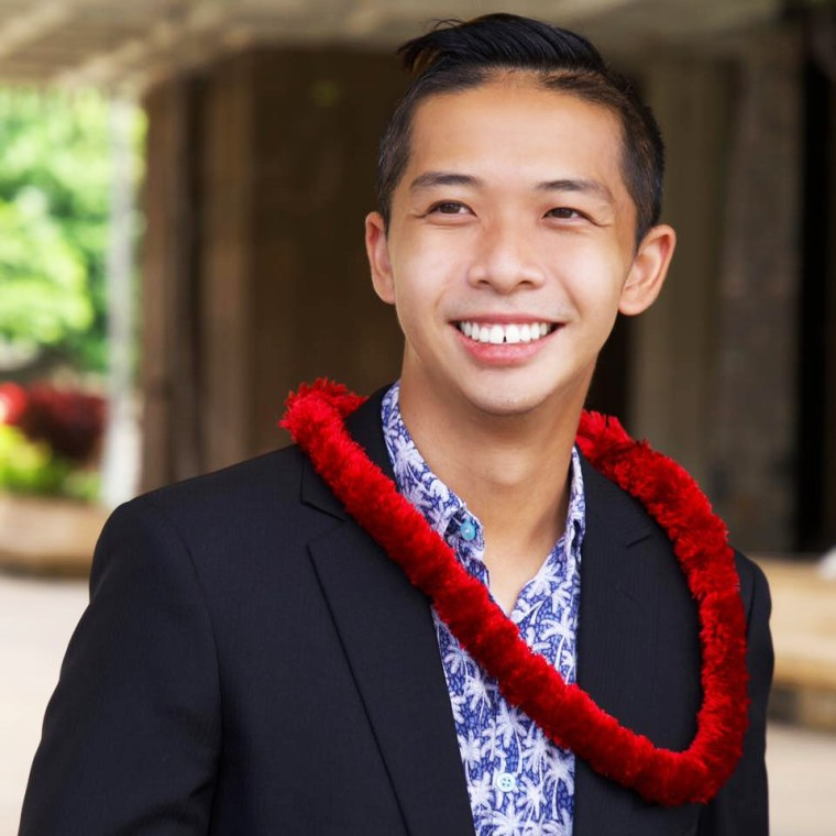 Adrian Tam, candidate for Hawaii State House District 22.