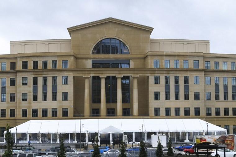 Image: The Nathan Deal Judicial Center in Atlanta.