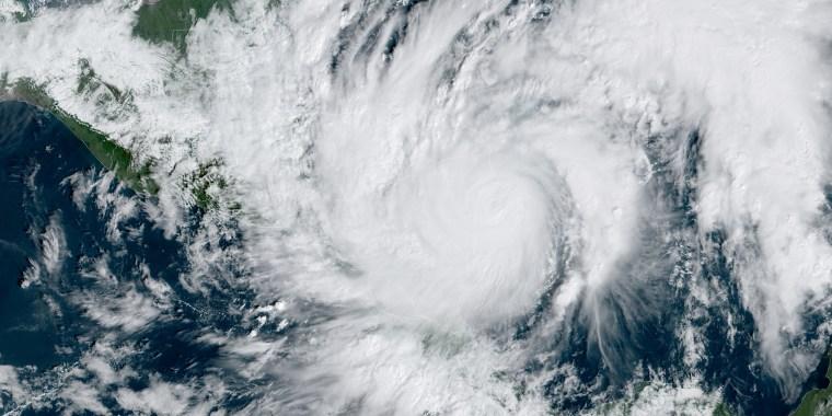 Image: Hurricane Eta